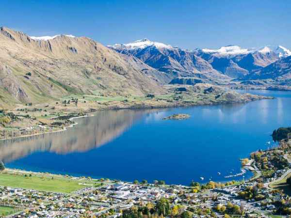 37 Lake Wanaka View Over Town Sd